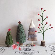 Рождественские украшения Zakka