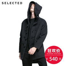 Men's coat Selected 416127008