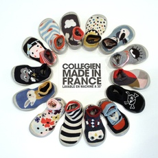 Baby shoes with non-slip soles Collegien