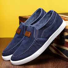 Autumn old Beijing cloth shoes Korean version casual shoes