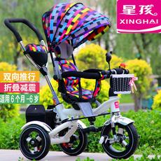 Трехколесный велосипед The star/child 1-3-6