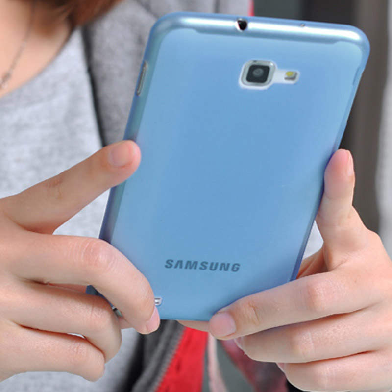 三星i9220手机壳 超薄硬壳 I9228 I717 Note保护壳N7000配件 包邮
