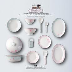 Набор фарфоровой посуды Eramic dream factory