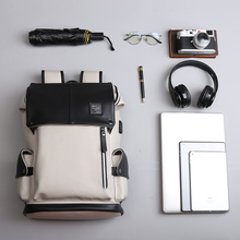 Mo Yi men's leisure travel, young college students' personality bag
