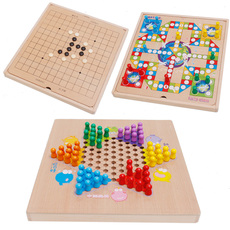 Chinese checkers Young Sidel Multifunctional Games