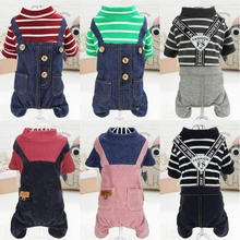 Pet Clothes, Dog Clothes, Autumn and Winter New Teddy VIP Bomei Puppy Clothes, Four-legged Clothes