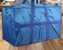 Capacity travel bag men's and women's hand luggage bag packed with quilts migrant workers' bag large canvas bag waiting for labor