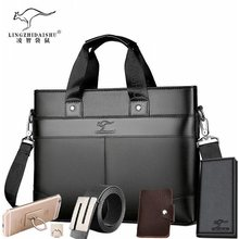 Men's Briefcase New Men's Handbag Business Bag One Shoulder Slant Bag Fashion Men's Bag Backpack