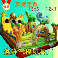 Батут Xin painted model toys factory