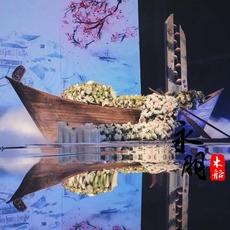 Декоративный корабль Yong Peng ypmc001