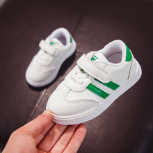 Children's small white shoes girl's shoes boy's baby shoes children's casual small white shoes 2019 spring and autumn new sports shoes