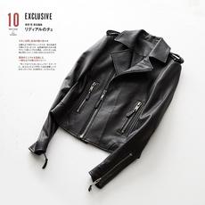Кожаная куртка OTHER 2017