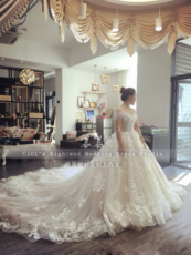 Wedding dress hs160019