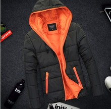 Winter light new handsome cotton padded jacket