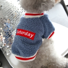 Pet Bixiong Schnauzer Small Dog Teddy Puppy Clothes Autumn and Winter Fashion Two-legged Clothes Guard Clothes