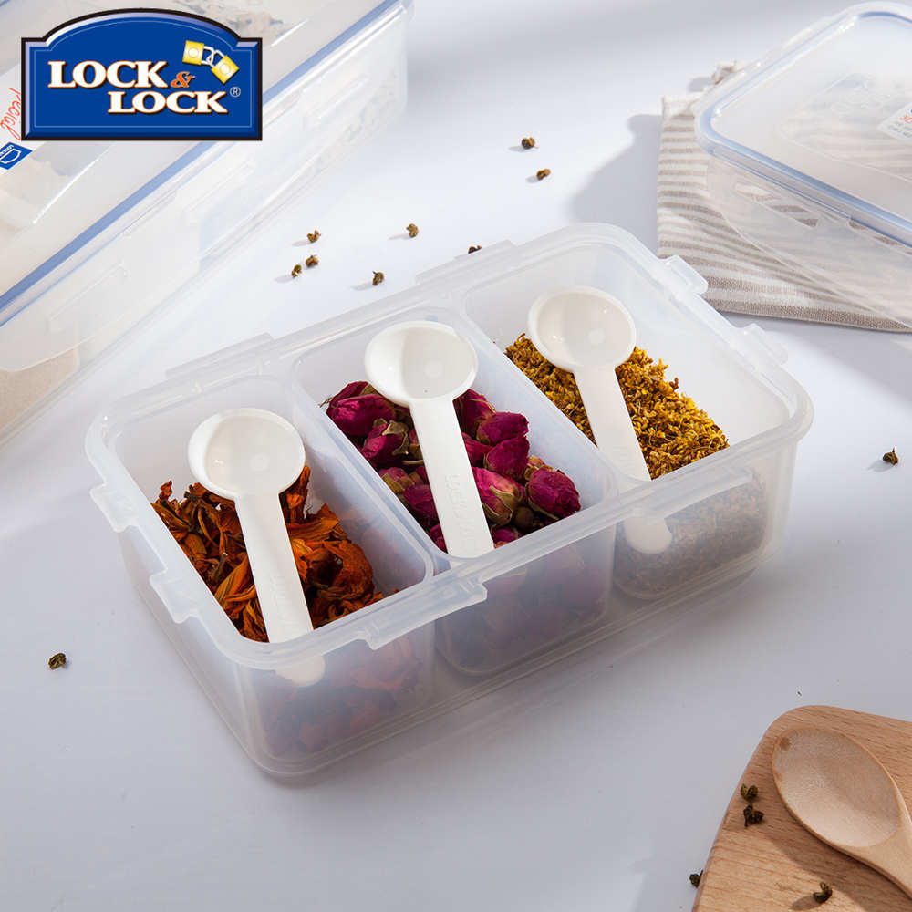 Locklock Seasoning Case Liquid 300ml Hte310