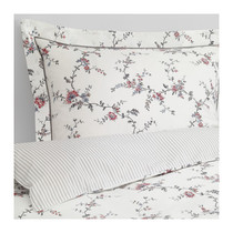 New IKEA IKEA SI dannuote-count cotton quilt cover and pillowcase double faced free purchase
