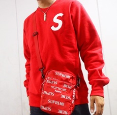 Наплечная сумка Supreme 16FW Supreme41th 3M
