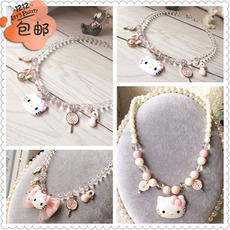 Necklace Hellokitty