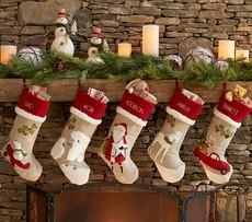 Рождественский чулок