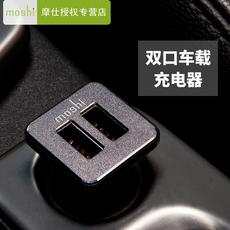 Apple автомобильное ЗУ Moshi 2.1A Usb