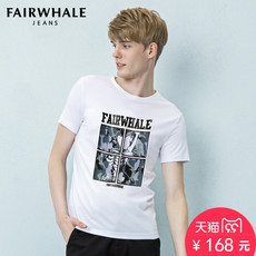T-shirt Mark fairwhale 717201021061 2017