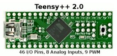 Guitar Hero Teensy 2.0++ USB AVR