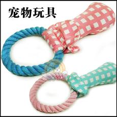 веревочная узловая игрушка 1