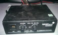 рация для авто ND886A 15W ND250A
