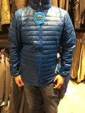 Men's down jacket Columbia XO3417