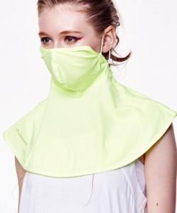 台湾正品SUNSOUL后益HOII夏季防晒透气轻薄成人口罩面罩腻腻姐推口罩