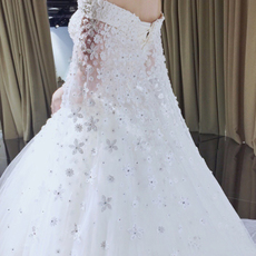 Wedding dress Dairuikar h1082 2016