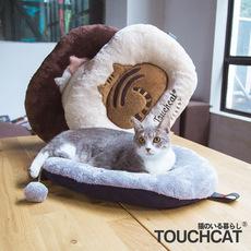 Лежанка для животных Touchdog tcbd0004 Touchcat