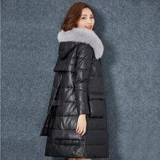 Кожаная куртка Habiying 213 2016