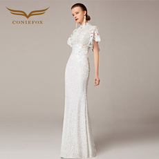 Evening dress Creative Fox 31211 2017