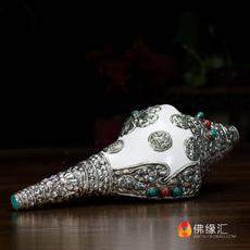 Буддистский монастырский сигнальный рог Закон Спиро