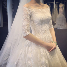 Свадебное платье Gcu h1604061 2016