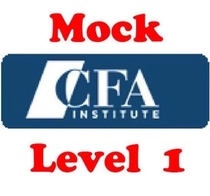 CFA�yԇ�} 2009-2014���� level2 mock exam ���|�� ����