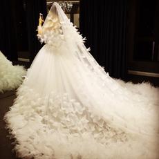 Свадебное платье 6542 2016