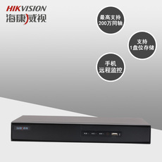 Цифровой видеорегистратор HIKVISION DS-7804HQH-F1/N DS-7804HGH-SNH