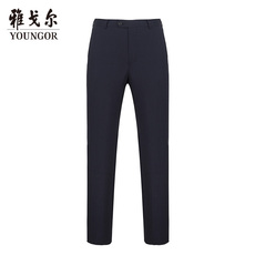 Classic trousers Youngor ycxw32485fwa 2017 6205