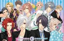 PSP��Ů�[��BROTHERS CONFLICT �ֵ�֮��2�Wҫε�{ ����+����
