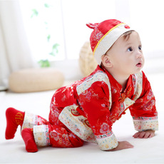 Chinese traditional outfit for children