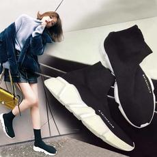 Обувь на высокой платформе Ming Yuan,