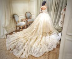 Свадебное платье zsm056 2017