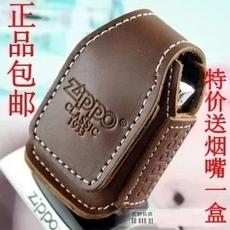 Кожаный чехол Zippo