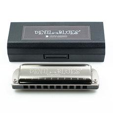 губная гармонь Boogieman DevilBlues 10