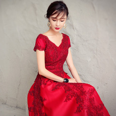 Evening dress Zhi Qiao aa/8804 2017