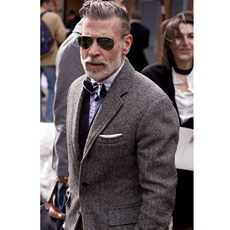 Пиджак, Костюм Cattaun NickWooster