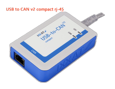 Концентратор Ixxat USB-to CAN V2 CAN